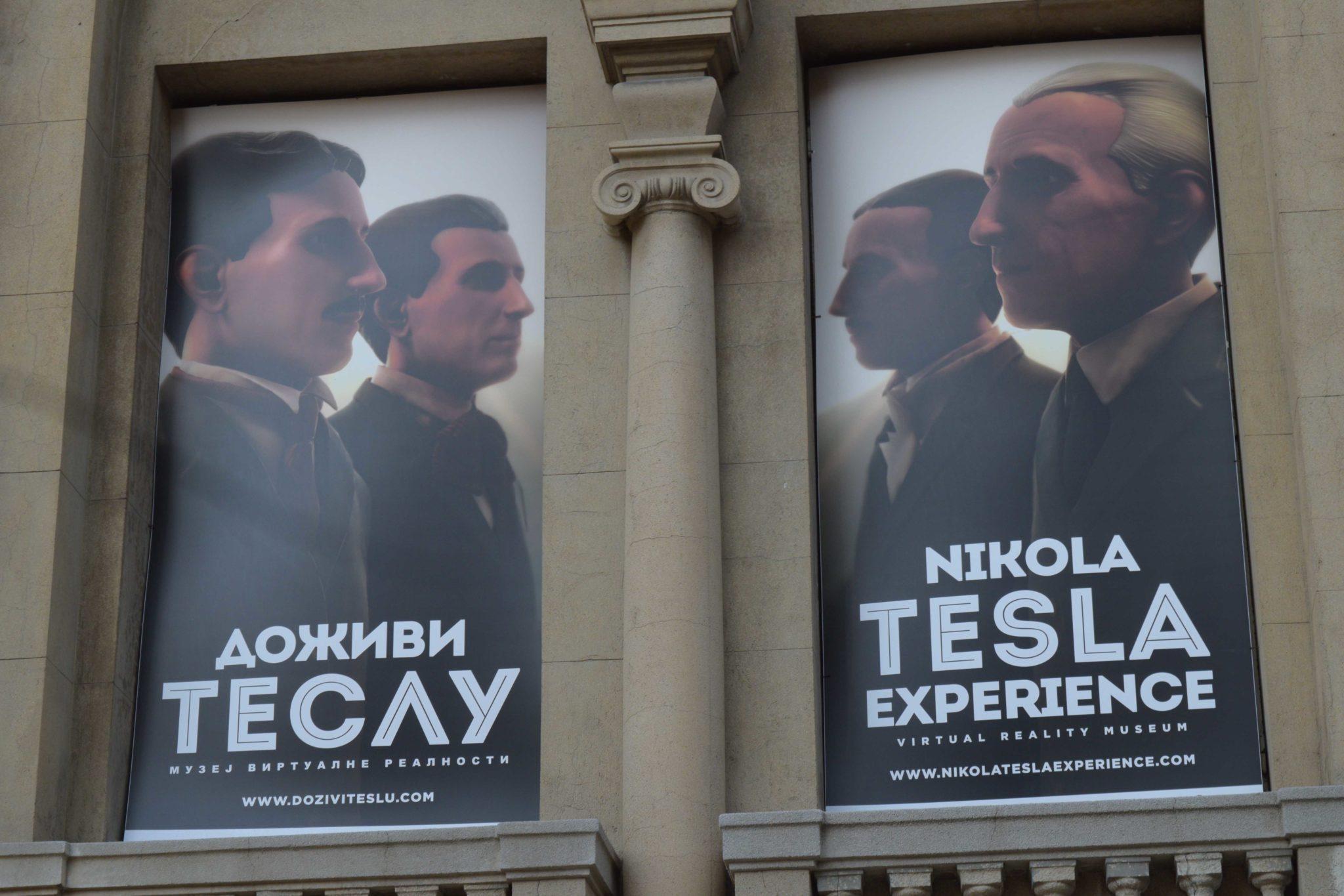 Nikola Tesla Museum, Belgrade Serbia