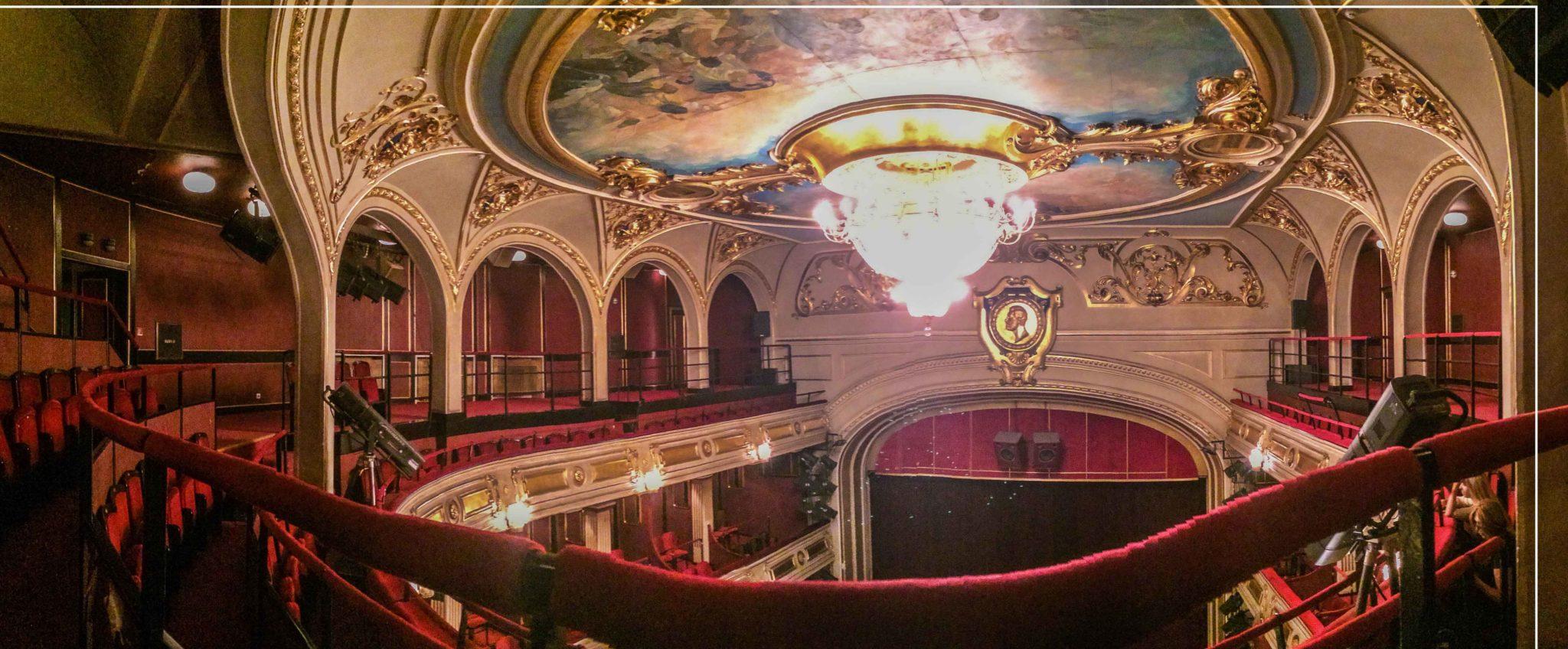 The Belgrade Ballet – Belgrade National Theatre