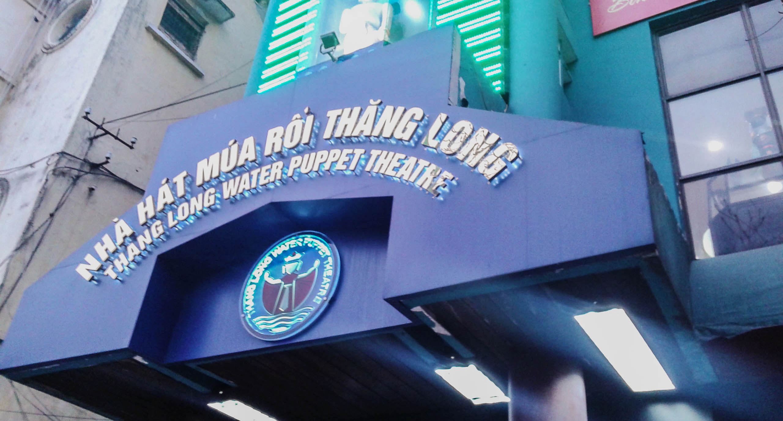Thang Long Water Puppet Theater – Hanoi