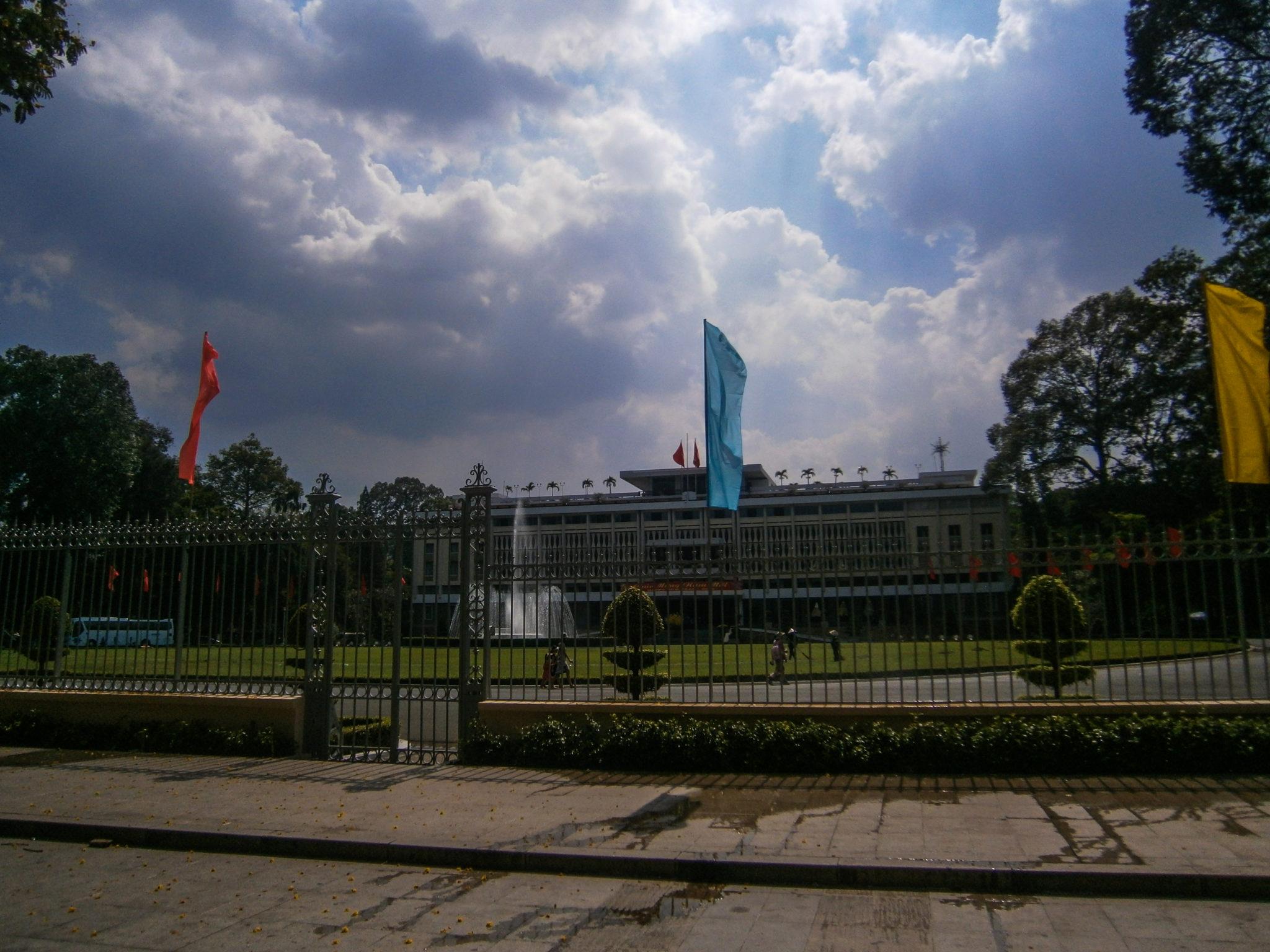 Explore the Reunification Palace Saigon