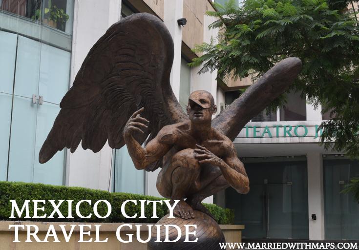 Travel Mexico City: Guide