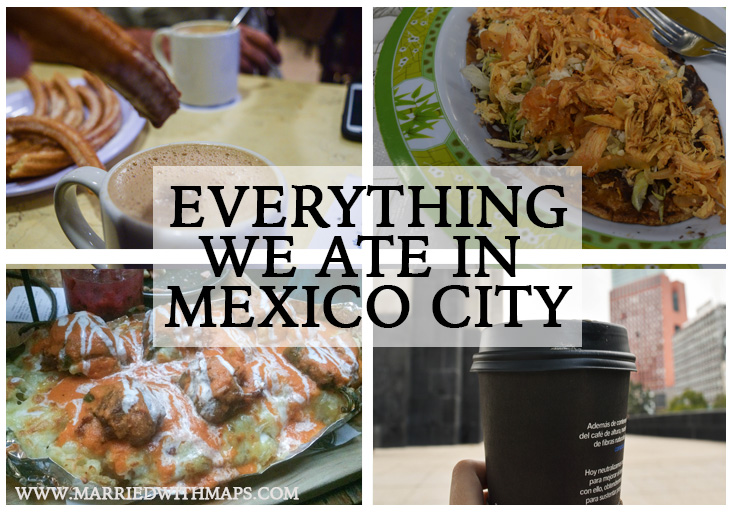 Food in Mexico City: Everything We Ate